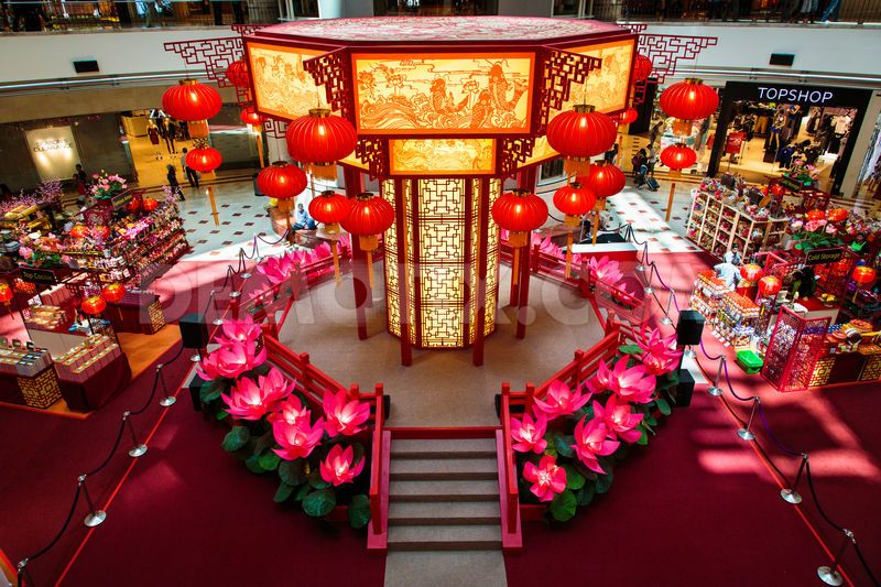 ceiling decoration ideas for a party - Sources Malaysia Truly Asia